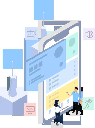 有客多致力于微信名片制作、设计,帮助企业基于微信小程序电子名片做到微信销售CRM客户管理系统,实现无纸化社交传播,客户永远锁定