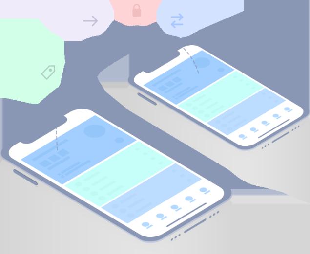 汇客推致力于微信名片制作、设计,帮助企业基于微信小程序电子名片做到微信销售CRM客户管理系统,实现无纸化社交传播,客户永远锁定